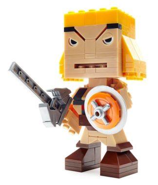 Masters of the Universe Mega Construx Kubros Construction Set He-Man 14 cm