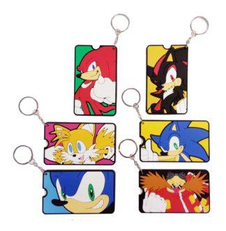 Sonic The Hedgehog Gacha Bag Tags Mystery Bag