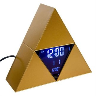 Tri-Force Alarm Clock – The Legend of Zelda