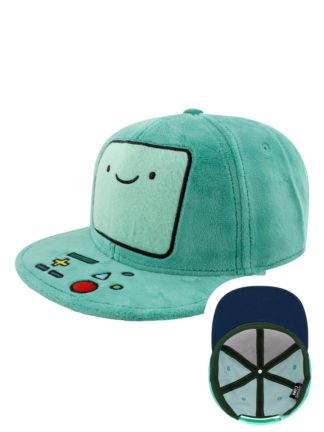 Adventure Time – Beemo Plush Snapback