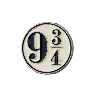 Harry Potter Platform 9 3-4 Pin Badge
