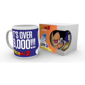 Dragon Ball Z Vegeta Mug