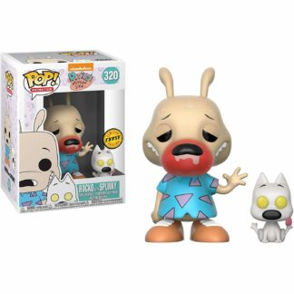 Funko POP! TV Rocko's Modern Life – Rocko and Spunky with Sick Chase Vinyl Figure 10cm
