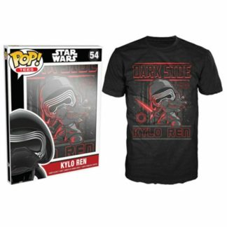 Funko POP! Tees – Star Wars Kylo Ren Dark Side (XL)